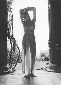 Caryatid, © Margaretta Mitchell