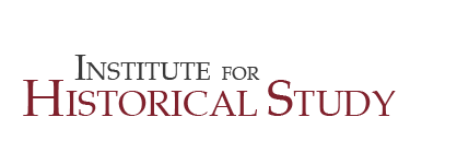 Institute for Historical Study